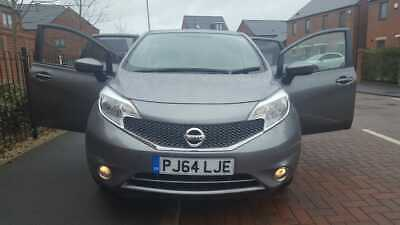2014 Automatic Nissan  Note Acenta 1.2 Petrol Very Low Mileage