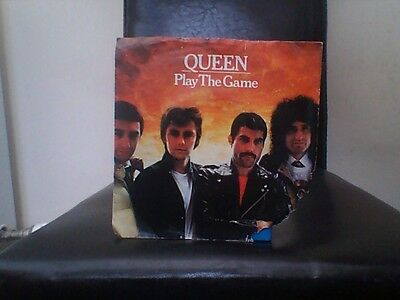 Queen Vinyl Record Play The Game