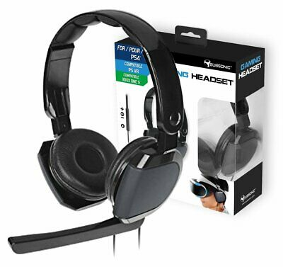 NEW SUBSONIC UNIVERSAL Gaming Headset & Mic - PS4/Switch Fortnite