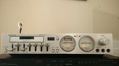 PIONEER CT-3000 Sendust 2 heads tape recorder with original box