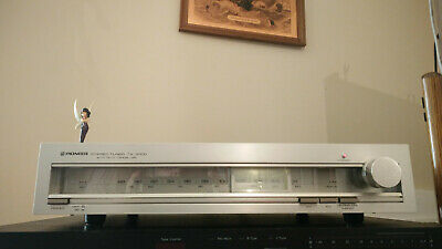 PIONEER TX-3000 tuner with original box