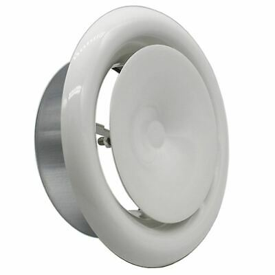 Fire Rated Supply Ceiling Valve 125mm