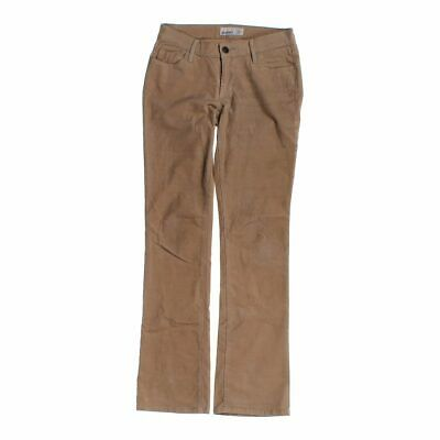 Old Navy Girls  Corduroy Pants size JR 0,  tan,  cotton, spandex