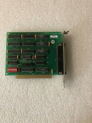 PIO-24 PC6422 14075 Rev C Controller Board C