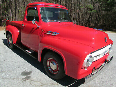 1953 Ford F-100 Deluxe Cab