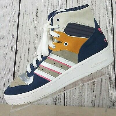 ab741f17 Adidas Originals Rivalry Hi Women's G96548 Multi-Color Sneakers Shoes Size  7.5