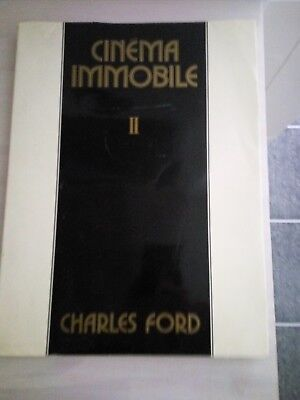 Cinema Immobile II Charles Ford Livre