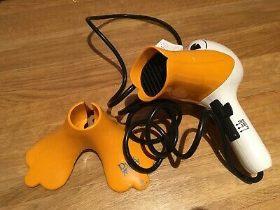 Remington Duck N Dry Hair Dryer & Stand - Fun Collectable - Tested Working