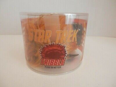 Loot Crate Exclusive-Star Trek Tribble-NIB-Trouble With Tribbles-Free Shipping