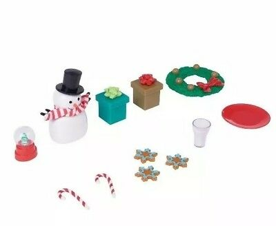 "My Life As Holiday Decorations Play Set for 18"" Doll"