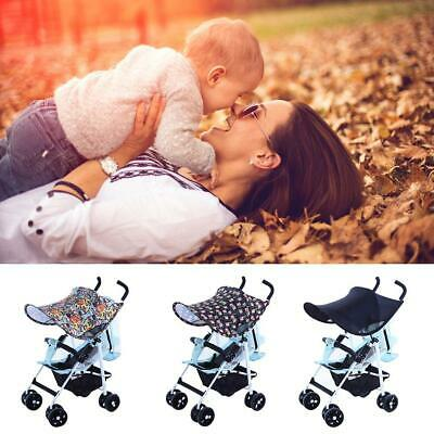 Universal Pushchair Buggy UV Cover Baby Transparent Stroller Cover Pram Wind Shi