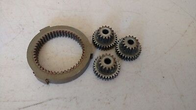 Bosch 16 Gauge Shear Model 1500B Gear Ring & Gears 3600112004 3600112005