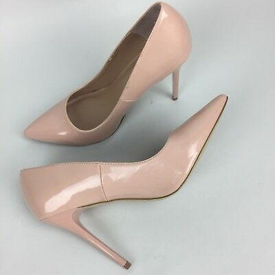 """bbea12fbdce MADDEN GIRL OHNICE Blush Pump Pointed Toe 4"""" Inch Heel Size 7.5 ..."""