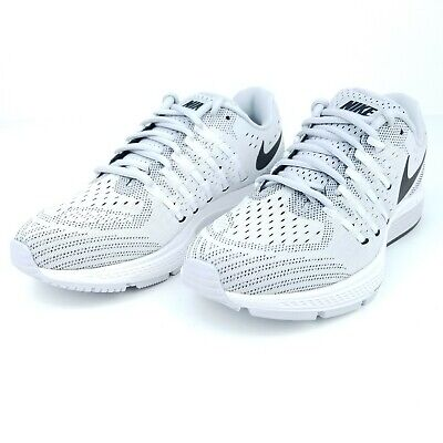 8f980cc3fc8d Nike Air Zoom Vomero 11 Women s Running Shoes Platinum Grey 818100-002 Size