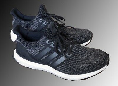 61fc4641e813f Adidas Ultra Boost 3.0 Core Black With Utility Black S80731 Mens 11  (Pre-owned
