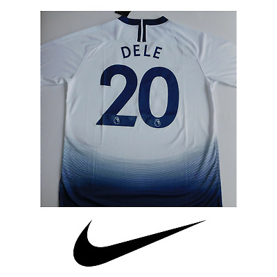 check out b7ef0 240e4 NIKE TOTTENHAM HOTSPUR Dele Alli Home Jersey #20 Medium Nike NWT 2018 2019