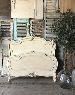 Beautiful French Louis XV Bed frame