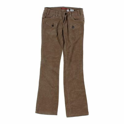 Unionbay Girls  Pants size JR 5,  brown,  cotton, spandex