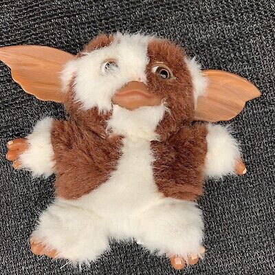 "Gremlins Gizmo w/Smile Happy Face 6"" Plush Figure Mogwai NECA Reel Toys"