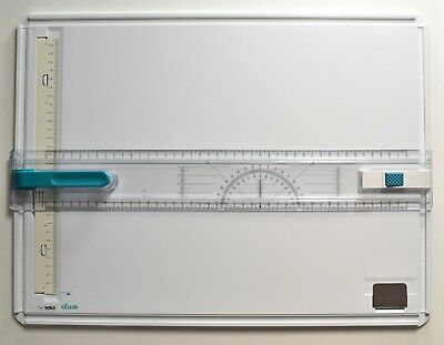 Noble Brand A3 Drawing Board high quality with Free Set Square & White Bag