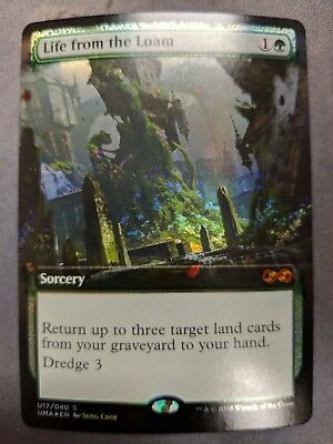 Life from the Loam MTG Ultimate Masters Rare Sorcery NM//M