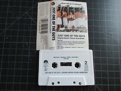 Just One Of The Guys Soundtrack Cassette 1985 Berlin Shalimar