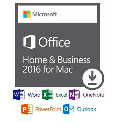 Microsoft Office 2016 Home And Business Mac Full Version
