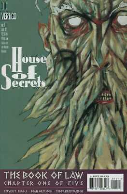 HOUSE OF SECRETS (1996 DC Comics) #11 NM- B4ZLSR