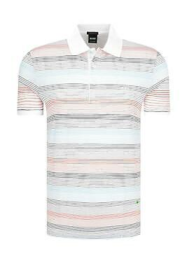 a8363a6e5 HUGO BOSS MEN'S Tee 3 HB Multicolor Artwork T-Shirt - $34.95 | PicClick