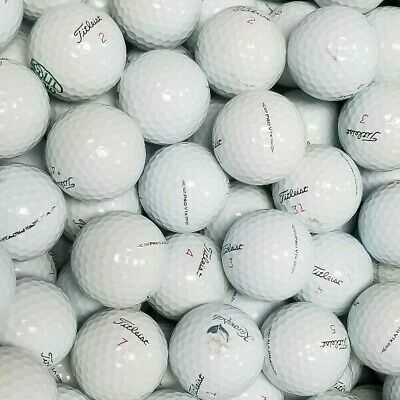 Titleist Pro V1X 2015/2016 AAA Used Golf Balls 120 Lot - FREE SHIPPING
