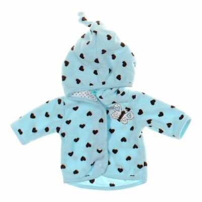 Carter's Baby Boys Hoodie, size NB,  turquoise,  polyester