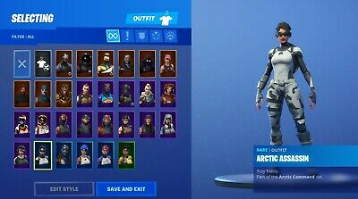 Fortnite Account | Early Seasons Account With Save The World