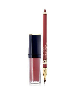 Estée Lauder Pure Color Envy Paint-On Liquid Lip Color & Double Wear Lip Pencil