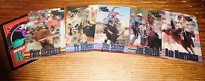 c9d52582f43af 1995 HIGH GEAR Rodeo Complete Promo Set w  Ty Murray Beaver Sharp Tuff ~  Cowboy