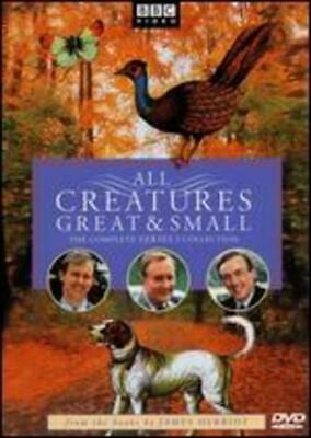 All Creatures Great & Small: The Complete Series 2 Collection [4 Discs]: Used
