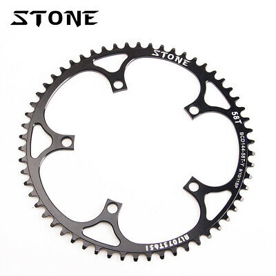 44T NW Narrow Wide Road EBike CX 1x ChainRing 130 BCD SRAM Shimano FSA RACEFACE