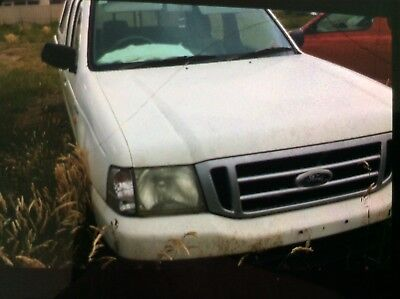Ford courier dual cab Ute sold as traded no reg