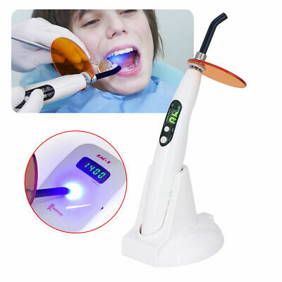 Dental Curing Light LED.B Wireless Cordless LED Lamp 1400mw Woodpecker Style