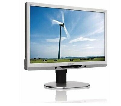 Philips 221B3LPC Brilliance 21.5 inch LED Monitor with Power Sensor B-Line - Bl