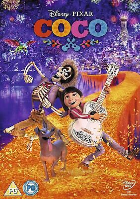Disney Pixar CoCo DVD USED, DISC ONLY. GOOD CONDITION.