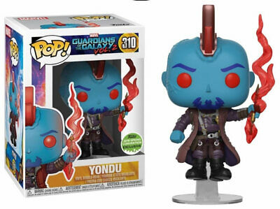 Yondu Funko Pop Emerald COmic Con ECC 310
