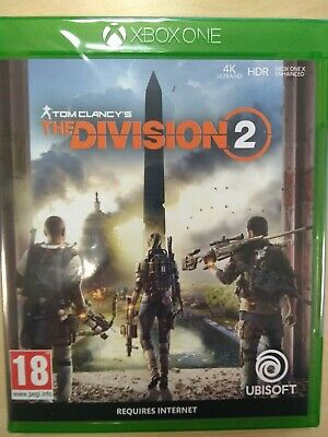 Tom Clancy's The Division 2 Xbox One - Free postage