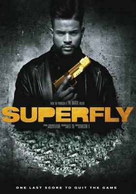 Superfly (DVD, 2018)  USED, DISC ONLY. GOOD CONDITION.