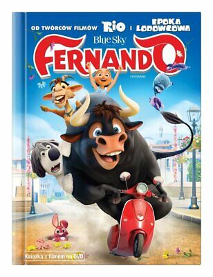 Ferdinand (DVD) USED, DISC ONLY. GOOD CONDITION.