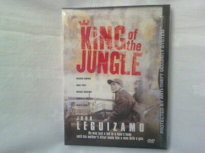 King Of The Jungle (DVD, 2002)) - BRAND NEW! FACTORY SEALED! MINT!