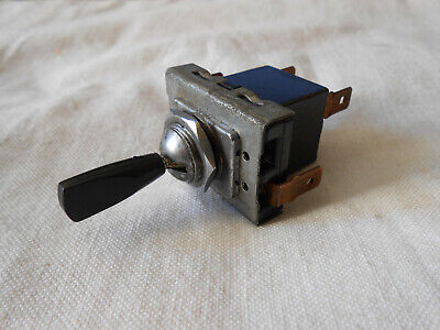interrupteur / toggle switch , 3 positions LUCAS 31788D