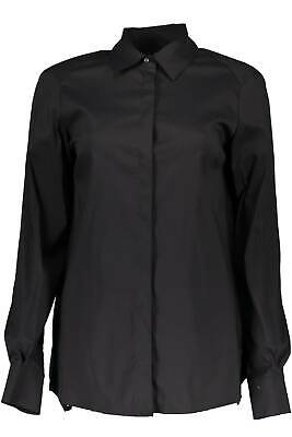 Guess Marciano Camicia Nero A996 Donna Woman 61G400-7769Z Shirt 7613341319736