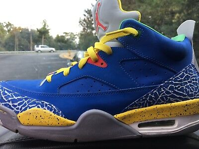 purchase cheap 17d5d f2189 Air Jordan Son Of Mars Low Size 11.5 Mens Do The Right Thing 580603 433  Retro