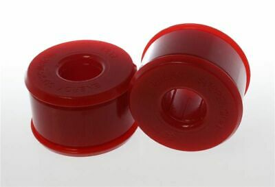 Energy Suspension 16.7106R Trailing Arm Bushing Set Red Performance Polyurethane