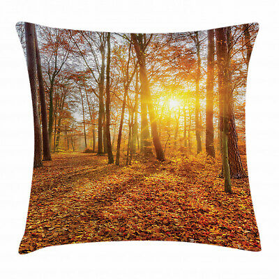 Woods Throw Pillow Cases Cushion Covers Home Decor 8 Sizes